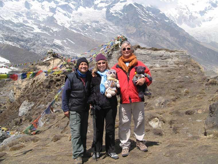 BB & Rachel visit Nepal