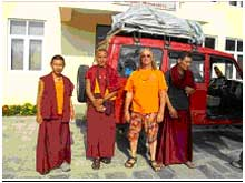 monks kopan