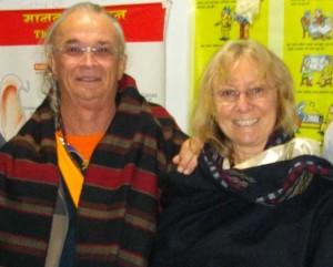Sue and Lew