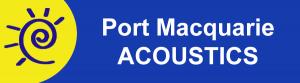port macquarie acoustics logo