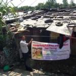 Ear Camp at Teku slum Kathmandu