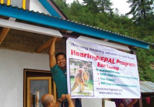 hearingnepal ear camps