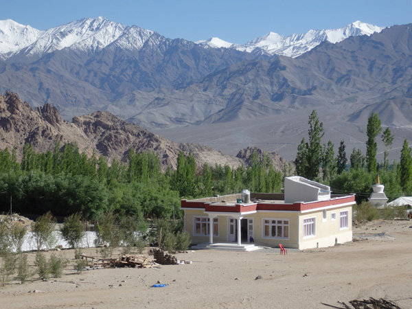 Ngari Institute Medical Centre, Ladakh