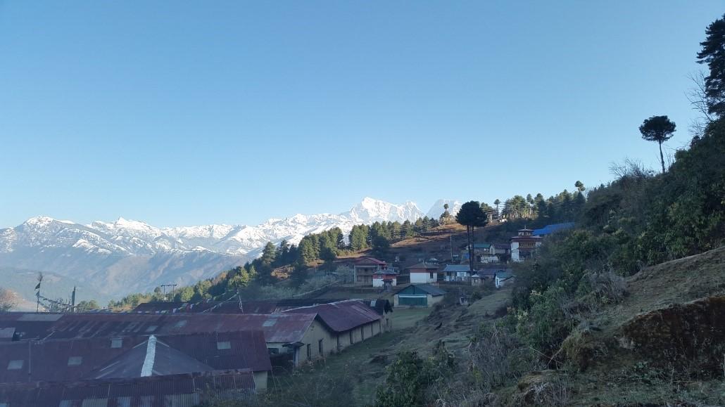 HH&H visit Solu Khumbu